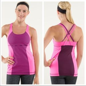 Lululemon Workout/Yoga Top
